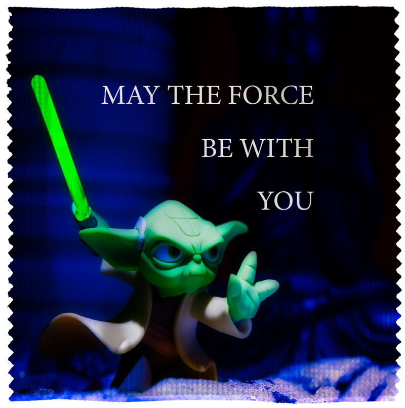YODA May the force