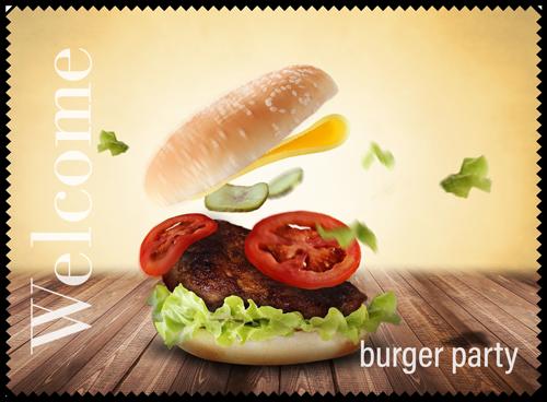 ZickZack-Burgerparty